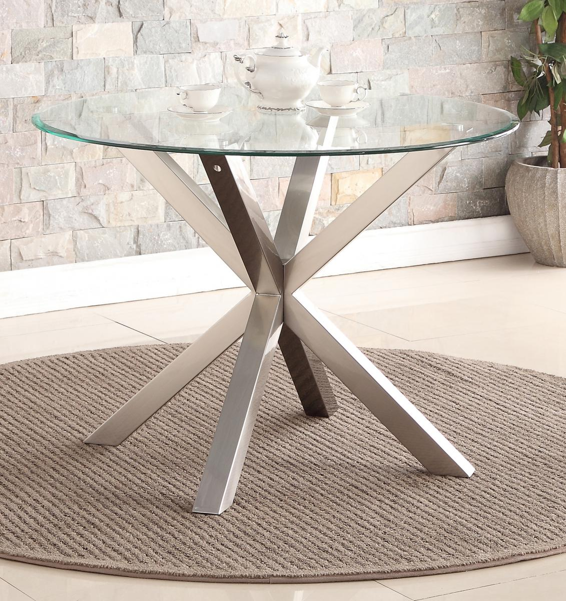 3d Rh Nicholas Round Side And Coffee Modern Tables [ 720 x 1280 Pixel ]