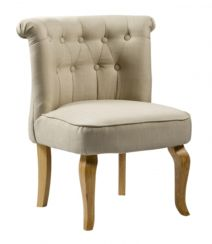 Pembridge Fabric Chair Beige