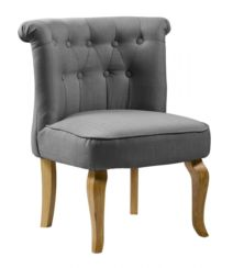 Pembridge Fabric Chair Grey