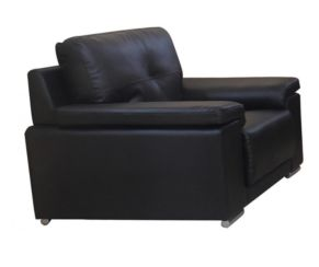 Ranee Bonded Leather & PU 1 Seater