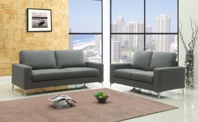 Sally Fabric 3+2 Seater Sofa Suite