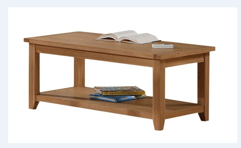 Stirling Oak Coffee Table