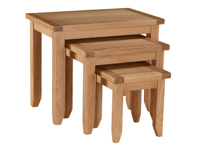 Stirling Nest Of Tables