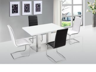 Walton High Gloss Dining Table