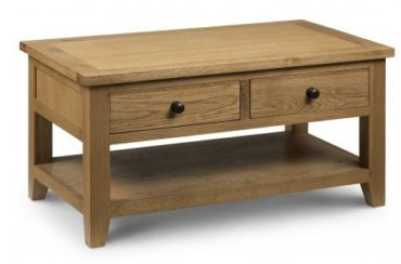 Astoria Oak Coffee Table