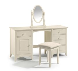 Cameo Dressing Table With Stool