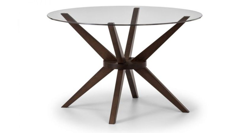 Chelsea Glass Top Dining Table