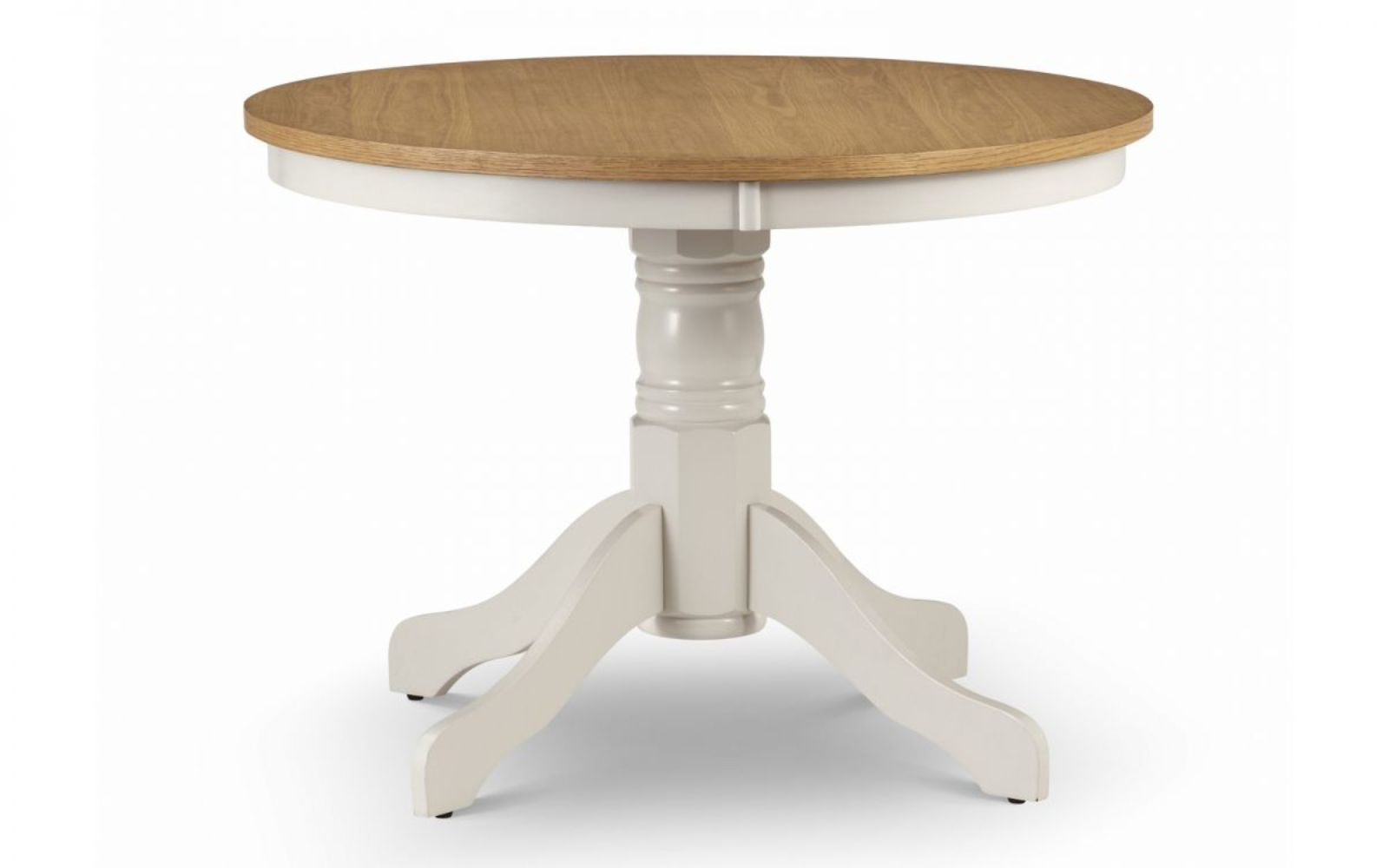 Davenport Round Pedestal Table (106cm Diameter)