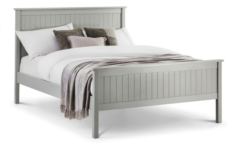 Maine Bed 150cm - Flat Pack Only