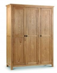 Marlborough 3 Door Wardrobe - Fitted Interior