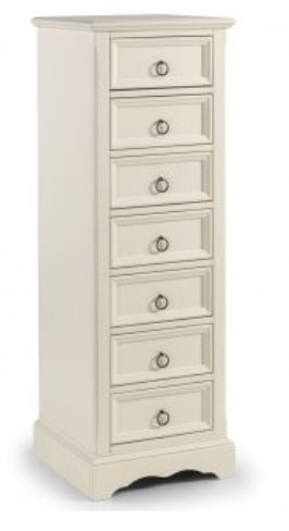 La Rochelle 7 Drawer Tall Chest