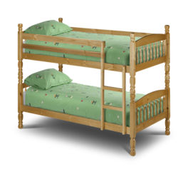 Lincoln Bunk Bed 76cm