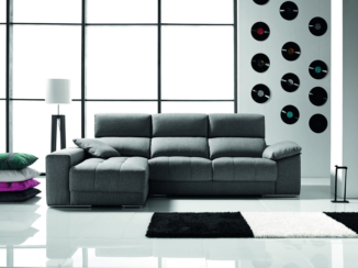 Clara Italian Fabric Corner Group Sofa