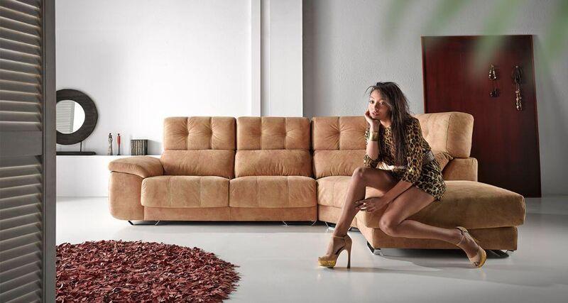 Jakelin Italian Fabric Corner Group Sofa Fixed