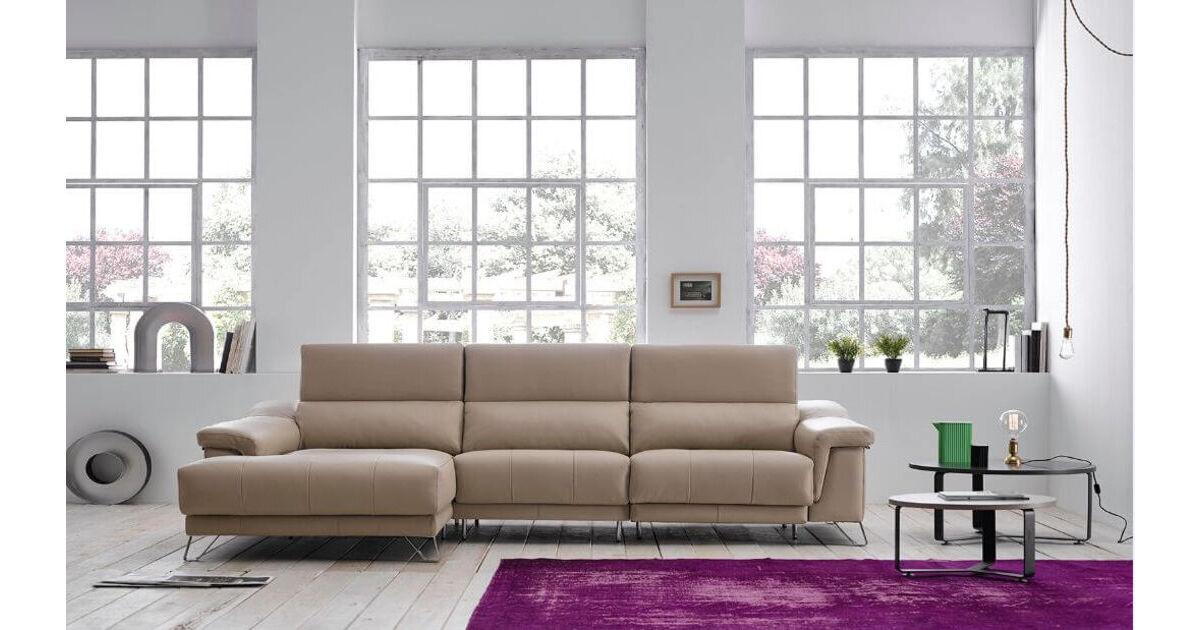 Mirella Italian Leather Corner Group Sofa Crema Memory