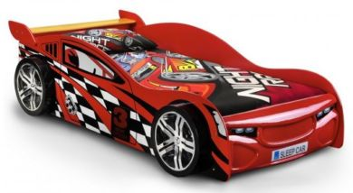 Scorpion Childrens Car Racer Bed
