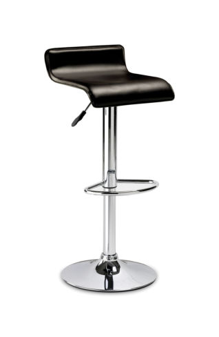 2 x Stratos Barstools Brown