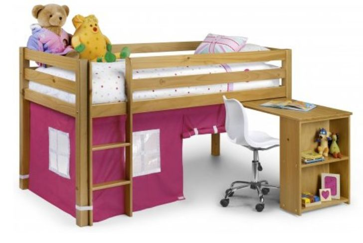 Wendy Sleepstation Single Bed Pink