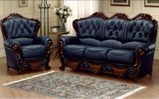 Italian Leather Furniture: Twice the Comfort at Half the Price!