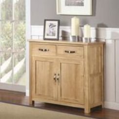 Oaken Medium 2 Door Sideboard