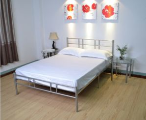 Stamford Contemporary Metal Double Bed