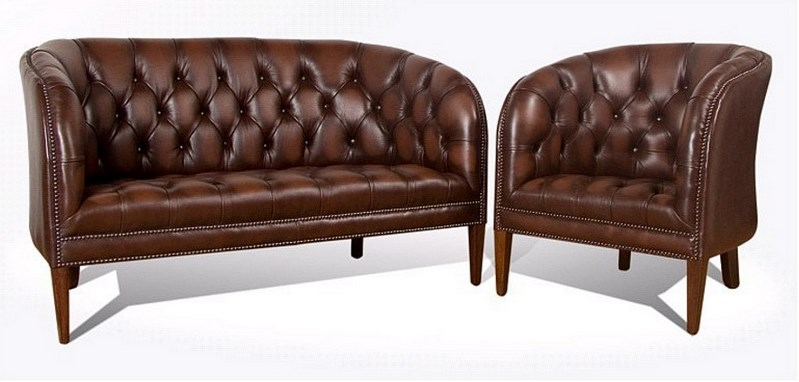 7dc627323fe Chesterfield Mayfair Low Back Tub Chair UK Manufactured