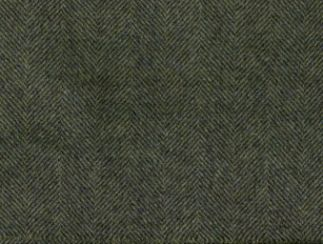 Glamis Glacier Natural Wool Tweed Fabric