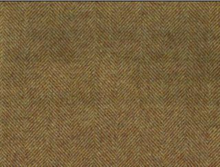 Glamis Goldcrest Natural Wool Tweed Fabric