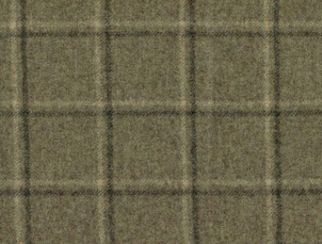 Althrop Graphite Natural Wool Tweed Fabric
