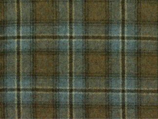 Chatsworth Opal Natural Wool Tweed Fabric