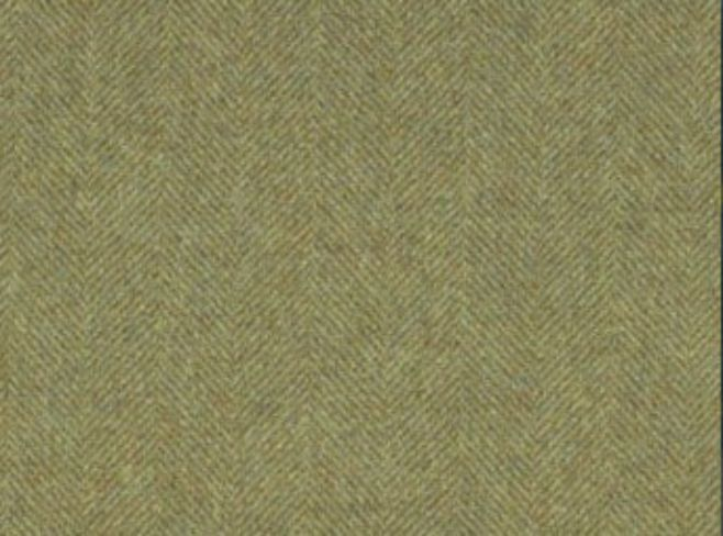 Glamis Opal Natural Wool Tweed Fabric