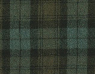 Knebworth Opal Natural Wool Tweed Fabric