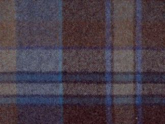 Longleat Topaz Natural Wool Tweed Fabric