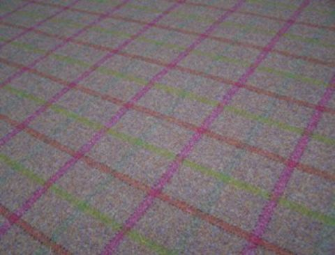 Balvaird 100% Natural Wool Tweed Fabric