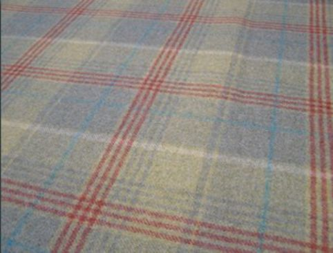 Huntingtower 100% Natural Wool Tweed Fabric
