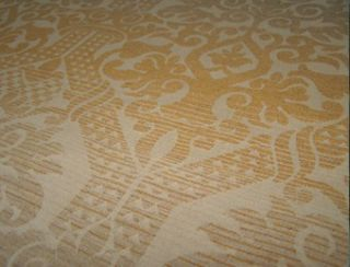 Boranial Wheat Natural Wool Tweed Fabric