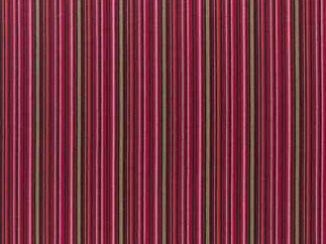 Carnaby Stripe Brown and Pink Natural Wool Tweed Fabric