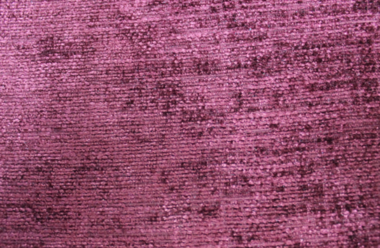 Carlton Plain Aubergine Fabric