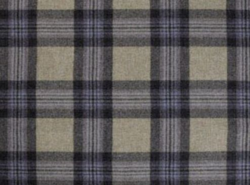 Aspen 100% Natural Wool Tweed Fabric