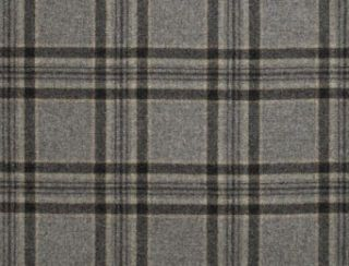 Aspen Natural Wool Tweed Fabric