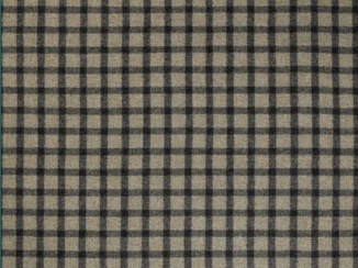 Baniff  Natural Wool Tweed Fabric