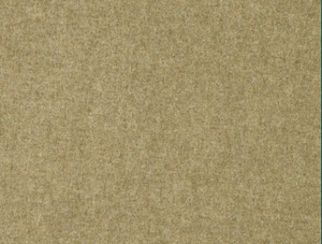 Earth Buttermilk Natural Wool Tweed Fabric