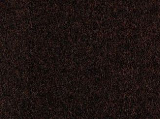 Earth Chocolate Natural Wool Tweed Fabric