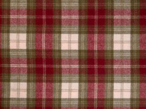 Fernie 100% Natural Wool Tweed Fabric
