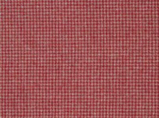 Jasper Red and Natural Wool Tweed Fabric