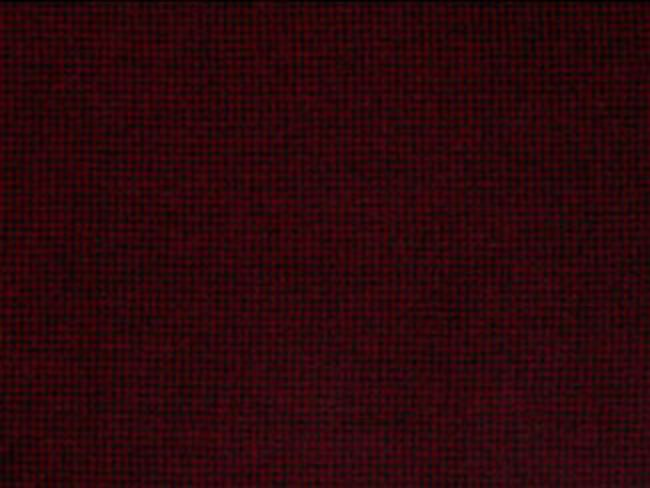 Jasper Red and Black Natural Wool Tweed Fabric
