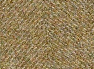 Stoneham Old Gold Natural Wool Tweed Fabric