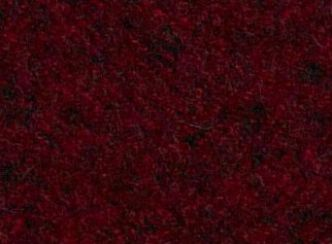 Stoneham Red Natural Wool Tweed Fabric