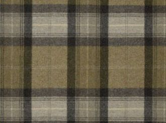 Skye Light Old Gold Natural Wool Tweed Fabric