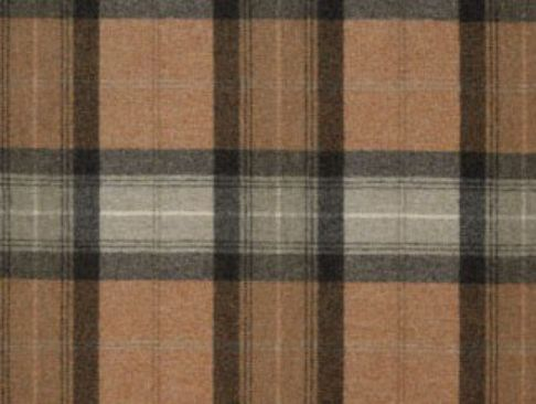 Skye 100% Natural Wool Tweed Fabric